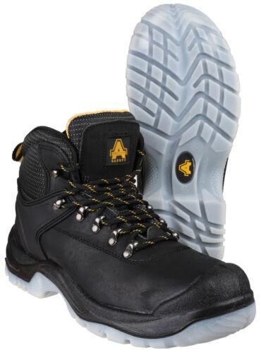 Amblers FS199 Safety Mens Steel Toe Cap Hiking Walking Industrial Boots UK4-14