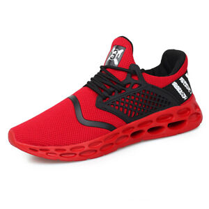 Men-039-s-Running-Athletic-Sneakers-Outdoor-Sport-Fashion-Casual-Shoes-Big-Size-11-5