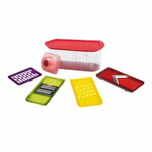 Plastic Kuhn Rikon 20464 Box Mandoline and Grater Multicolor