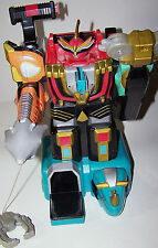 Mighty Morphin Power Rangers Wild Force Megazord Command ISIS Figure