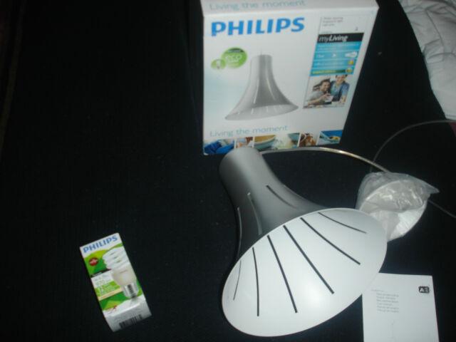 Philips 410458716 Spey Metal Pendant Light for Living Room 1 x 25 W -  Brand New