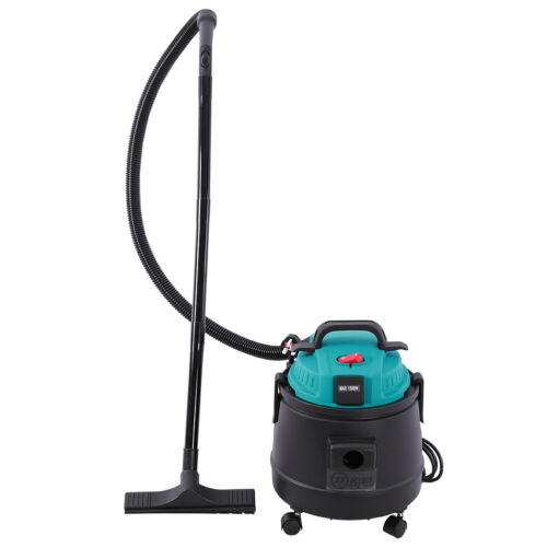 20L Power Compact Wet & Dry Vacuum Cleaner Home Office Dust Extractor Machine UK