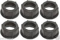 6 Scepter Screw Collar Caps Gas Can Jerry Part 05765 Fits Jugs Igloo Moeller X6