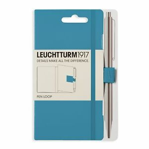 Leuchtturm1917 Pen Loop/Holder - Nordic Blue 4004117492075