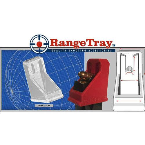 RED RangeTray Magazine Speed Loader SpeedLoader for Glock 26 9mm