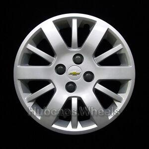 Chevrolet Cobalt 2009-2010 - Genuine GM Factory OEM Wheel Cover 3285 Silver