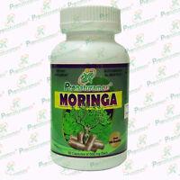 Capsulas De Moringa C/90 100% Organicas