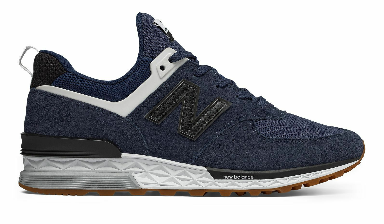 New Balance Homme 2018 Sport Chaussures Navy with Noir