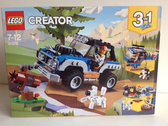 LEGO® 31075 Creator Outback Abenteuer