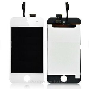 White-iPod-4th-Generation-LCD-Touch-Screen-Assembly-OEM-4th-GEN-iPod-touch