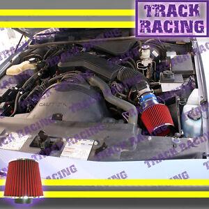 1992 1993 1994 1995 FORD CROWN VICTORIA//LINCOLN TOWN CAR V8 FULL AIR INTAKE BLUE