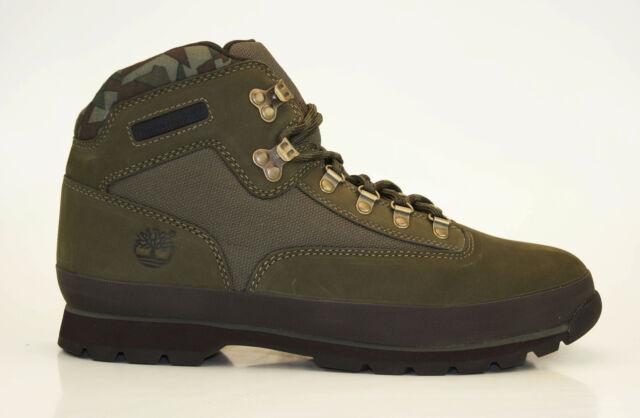a6d49f32d30d19 Timberland Scarpe da Passeggiata Euro Hiker Boots Trekking Outdoor Uomo  6734B