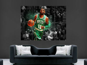 KYRIE IRVING BASKETBALL POSTER NBA USA  ART WALL LARGE IMAGE GIANT  PRINT