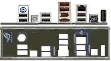 ATX Blende I/O shield Asus Maximus III Formula io #80