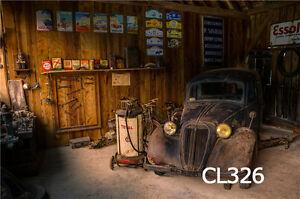 shop Vintage car