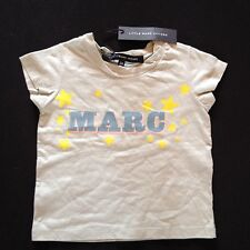MARC JACOBS GIRLS BLUE T'SHIRT AGE 2 RRP £39 NOW £9