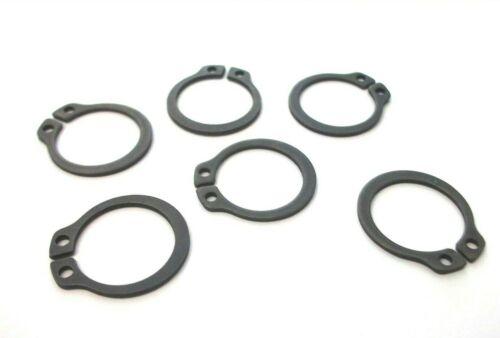 C-Clip 16mm * Calidad Superior! Snap Anillo DIN471 paquete De 6 Externo Circlips