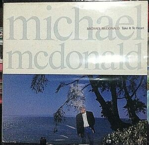 MICHAEL-McDONALD-Take-It-To-Heart-Album-Released-1989-Vinyl-Record-Collection-US