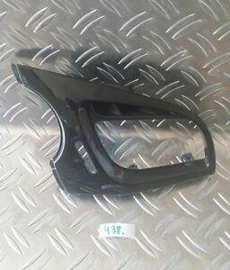 Citroen-C3-Mk2-Drivers-Offside-Air-Vent-Trim-Black-96857506ZD