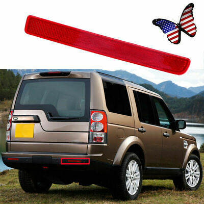 Rear Right Bumper Corner Reflector ABS Fit Land Range Rover Discovery LR3 LR4