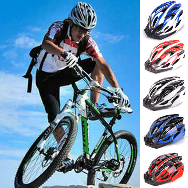 Bicycle Helmets Cycling Road Bike Mountain MTB Safety Helmet Adults Adjustable