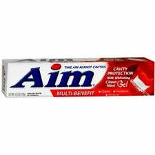 AIM Cavity Protection Red Gel Toothpaste - 6 oz