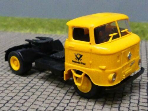 1//87 SES IFA W50 Deutsche Post Zugmaschine 88 8888 26