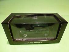 MINICHAMPS 1:43 VW VOLKSWAGEN GOLF PLUS - 2004 GREEN - MINT CONDITION IN BOX