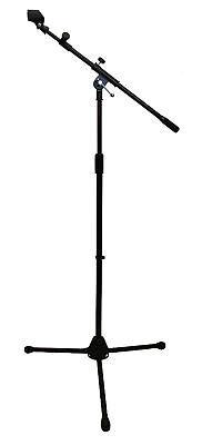 Deskundig Ständer/mikrofonständer-stativ-mit Galgen Und Klemme-universel Einstellbar Mic1 Gediversifieerd In Verpakkingen