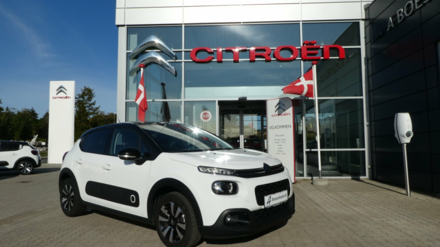 Citroën C3 1,5 BlueHDi 100 SkyLine LTD Diesel modelår 2019…