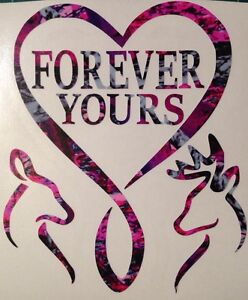 Infinity Heart Forever Yours D...
