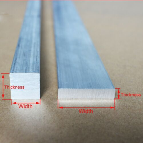 50mm 6061 Aluminum Square Rod Solid Bar L:50-500mm Select Thickness 35mm