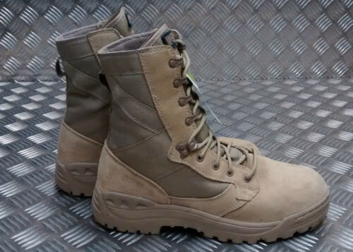 Boots Magnum Assault Amazon Genuino ejército británico Fighting 5 Desert waxWqz1U