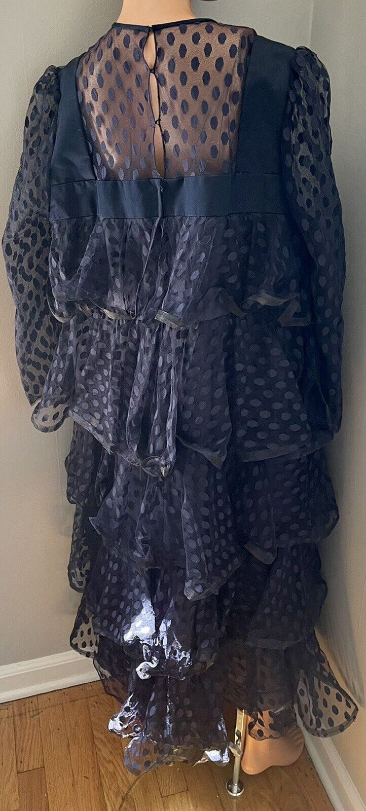 Couture Arnold Scaasi For Saks Fifth Avenue SZ 18… - image 5