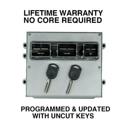 Engine Computer Programmed with Keys 2007 Ford Truck 7L3A-12A650-GKG KHX6 5.4L
