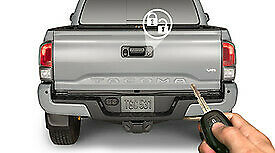 2019-2021 TACOMA REMOTE TAILGATE LOCK KIT FOR DOUBLE CAB SHORT BED & ACCESS CAB