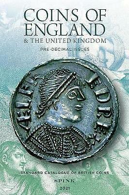 Coins of England 2021 Pre-Decimal, ,  Hardback