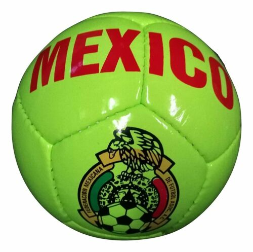 Mexico Soccer Ball Country Supporter Size 2