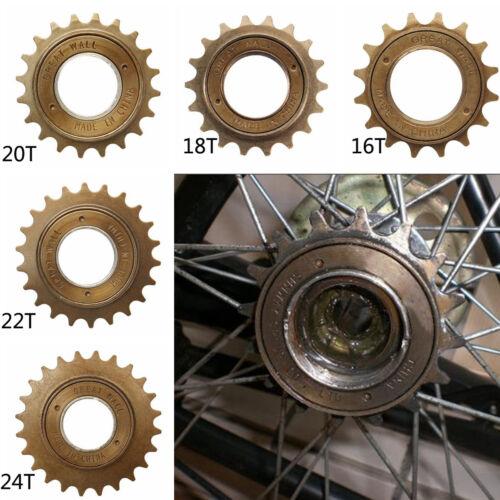 Fahrrad Zahnkranz Ritzel Nabenschaltung 16//18//20//22//24 Zähne Stahl 70-102mm  ////