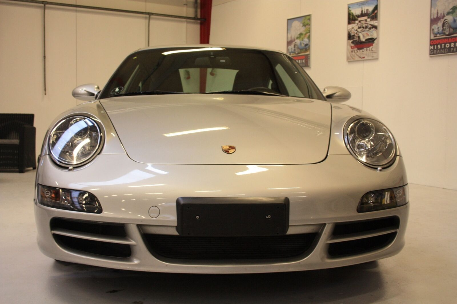 Porsche 911 Carrera 4S 3,8 Coupé Tiptr. 2d
