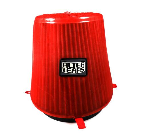 FILTERWEARS Pre-Filter K264R For K/&N Air Filter RC-5060 57-1528 Air Intake