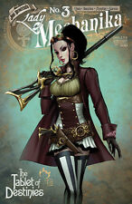 Lady Mechanika Tablet of Destinies #3 Online Exclusive Variant Cover - New NM