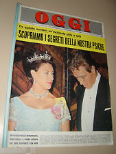 OGGI=1967/11=ISABELLA BIAGINI=CANTANTE ANTOINE=SORELLE FONTANA=ZECCHINO D'ORO=