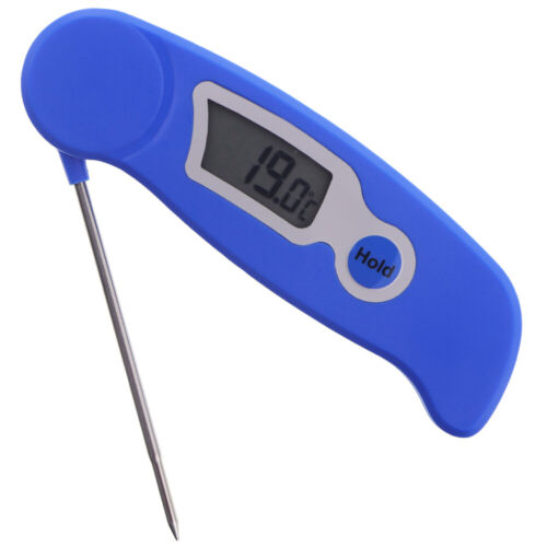 WINE BEER CIDER MAKING BREWING ALCOHOL IN-030 DIGITAL HOME BREW THERMOMETER