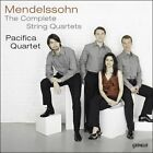 Mendelssohn: The Complete String Quartets (CD, May-2011, 3 Discs, Cedille Records)