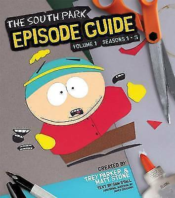 The South Park Episode Guide: 1, Matt Stone, Trey Parker | Paperback Book | Good