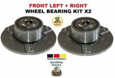 FOR SMART FORTWO BRABUS CABRIOLET 2003---> FRONT LEFT + RIGHT  WHEEL BEARING KIT