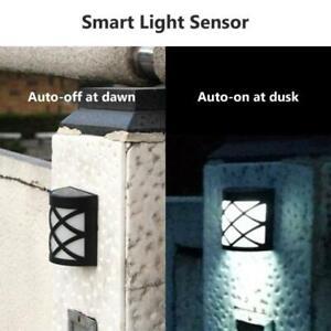 12-LAMPADA-LED-SOLARE-DA-ESTERNO-GIARDINO-FARETTO-FOTOVOLTAICO-CON-SENSORE-LUCE
