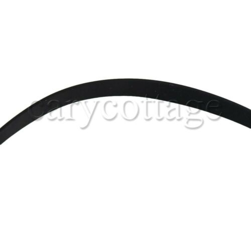 2Pcs Record Player Turntable Belt for turntable gramophone recorder VCR player