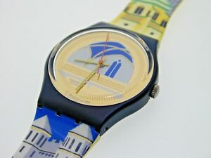 Swatch-The-Originals-GN120-Backstage-Watch-1992-Fall-Winter-Collection-Unworn